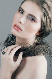 Makeup by Inèz • Photo by Marina Murasheva • Model Margarita Hol