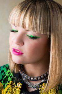 Makeup by Inèz • Photo by Daisy van Knotsenburg • Model Amanda van Effrink