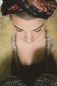 Makeup by Inèz • Photo by Hanneke Vollbehr • Model Janneke Rodenburg