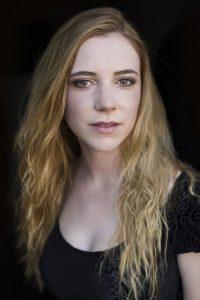 Hair & Makeup by Inèz • Headshots actress Gretel Sharp