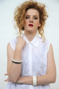 Hair & Makeup by Inèz • Photo by Jo Adams • Model Cait Spiker