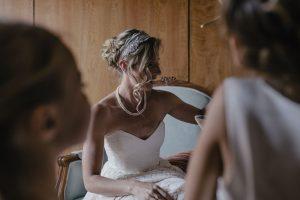 Hair & makeup by Inèz • Bride Natalie