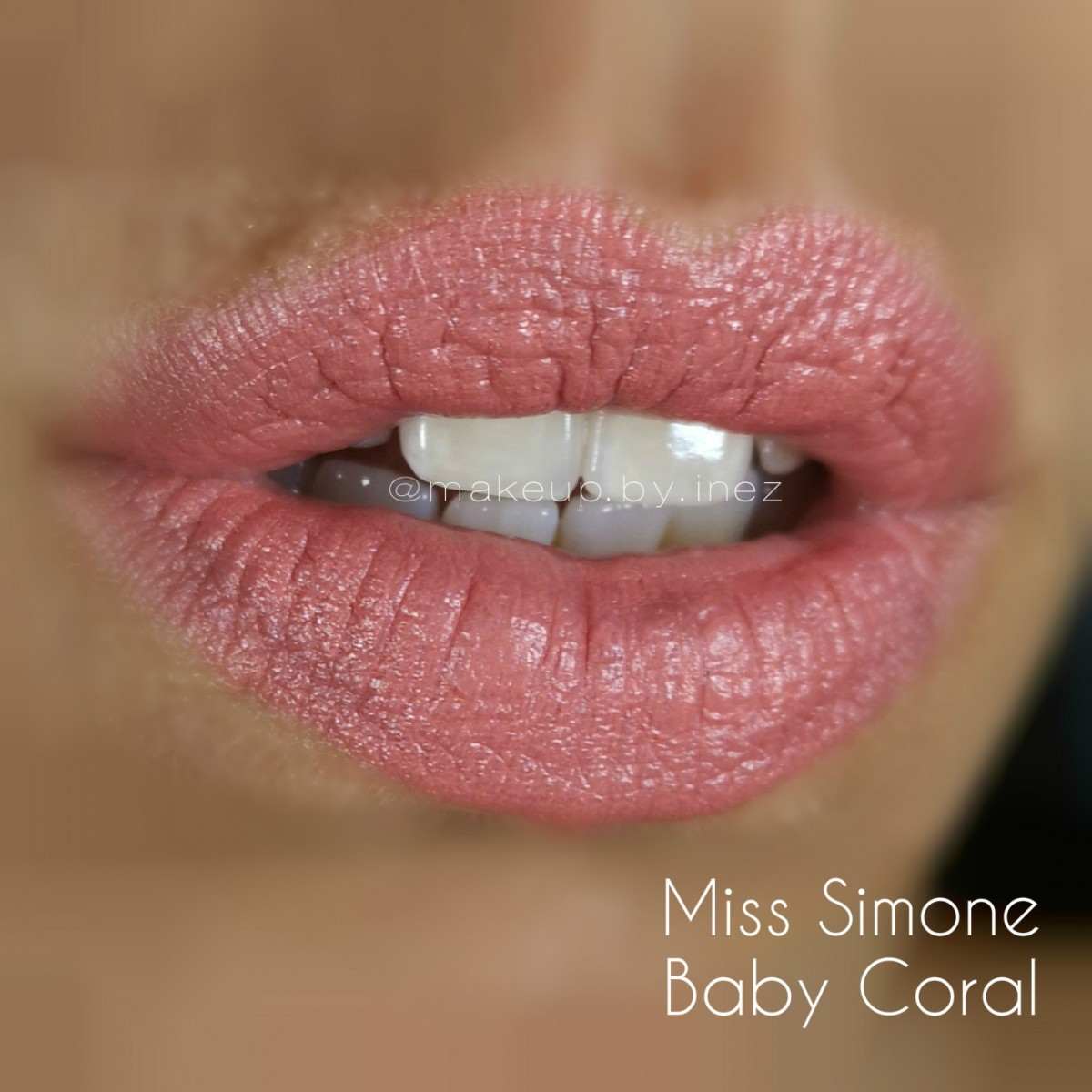 Miss Simone Baby Coral Whipped Matte
